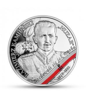 10 zł Kazimierz Kamieński Huzar