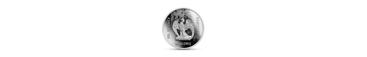 10 zł 100. rocznica Konstytucji marcowej