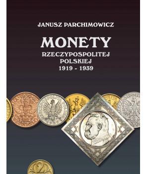 KATALOG MONET II RP 1919-1939 - PARCHIMOWICZ - WYDANIE II