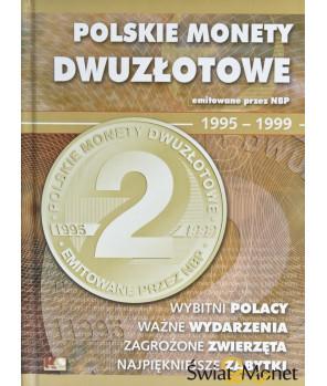 Album Polskie Monety Dwuzłotowe 1995-1999