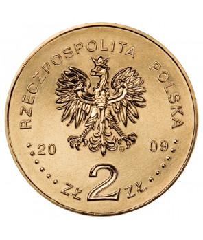 2 zł 65. rocznica likwidacji getta w Łodzi 2009