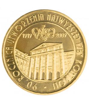 2 zł 70. rocznica utworzenia Polskiego Państwa Podziemnego 2009