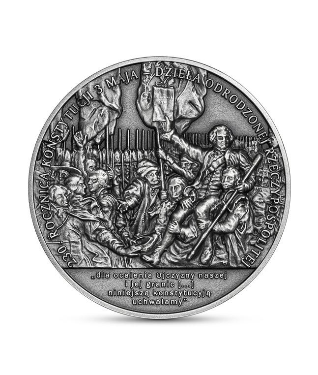 50 zł 230. rocznica Konstytucji 3 Maja