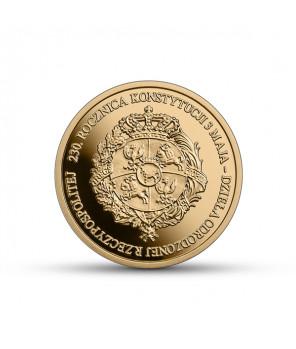 100 zł 230. rocznica Konstytucji 3 Maja