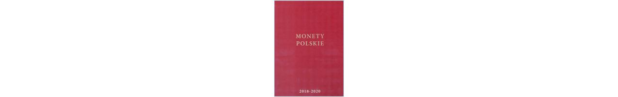 Album na monety 2018-2020 Fischer