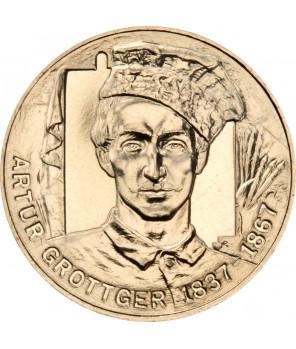 2 zł 95. rocznica urodzin ks. Jana Twardowskiego 2010