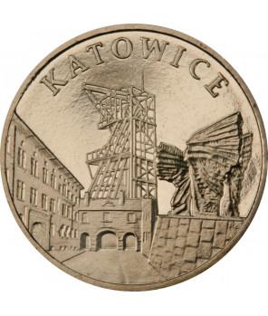 2 zł Kalwaria Zebrzydowska 2010