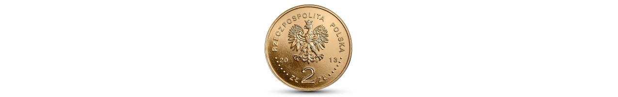 2 zł Agnieszka Osiecka 2013