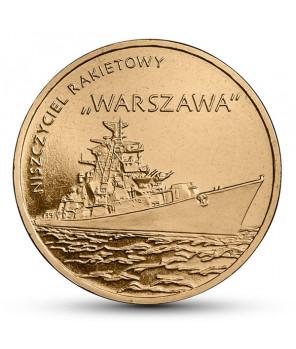 2 zł Kuter rakietowy Gdynia 2013