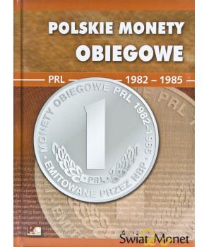 Album Polskie Monety Obiegowe II RP 1978 - 1981