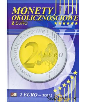 Album na monety okolicznościowe euro - tom 2