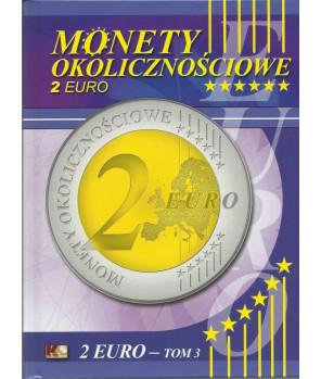 Album na monety okolicznościowe euro - tom 3