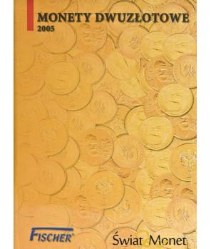 Album na monety 2 zł GN 2005 Fischer