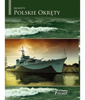 Fischer - album na monety 2 zł polskie okręty