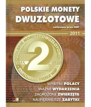 Album Polskie Monety Dwuzłotowe 2011
