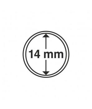 Kapsle Leuchtturm średnica 14 mm - 10 sztuk