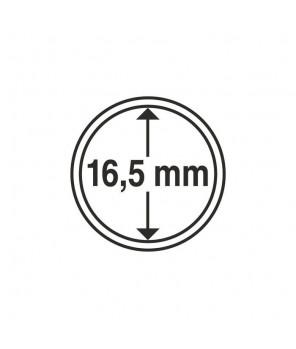 Kapsle Leuchtturm średnica 16,5 mm - 10 sztuk