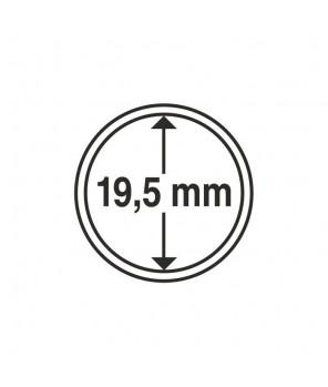 Kapsle Leuchtturm średnica 19,5 mm - 10 sztuk