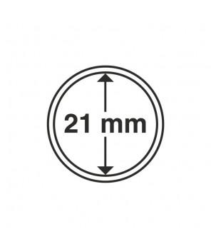 Kapsle Leuchtturm średnica 21 mm - 10 sztuk