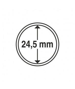 Kapsle Leuchtturm średnica 24,5 mm - 10 sztuk
