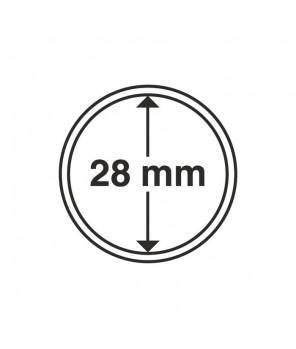 Kapsle Leuchtturm średnica 28 mm - 10 sztuk