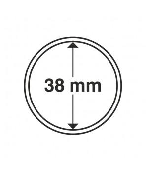Kapsle Leuchtturm średnica 38 mm - 10 sztuk