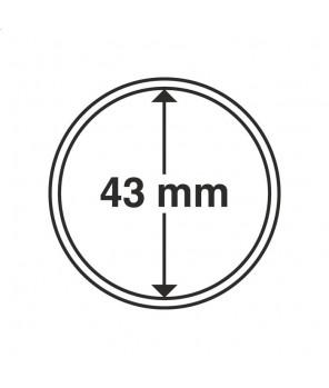 Kapsle Leuchtturm średnica 43 mm - 10 sztuk