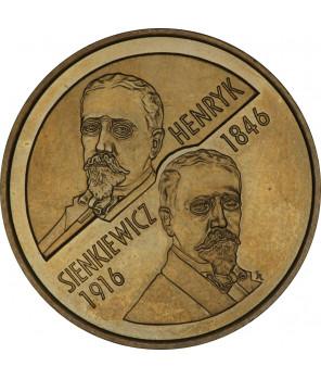 2 zl Henryk Sienkiewicz 1996