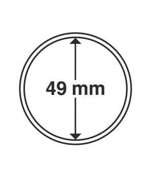 Kapsle Leuchtturm średnica 49 mm - 10 sztuk