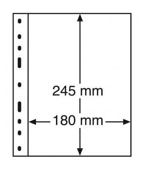 Leuchtturm karta na banknoty OPTIMA 1C