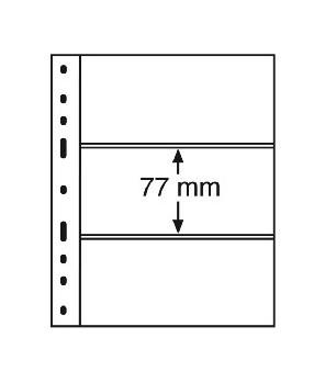 Leuchtturm karta na banknoty OPTIMA 3C