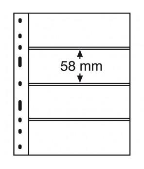 Leuchtturm karta na banknoty OPTIMA 4C