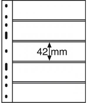 Leuchtturm karta na banknoty OPTIMA 5C