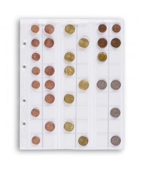 Karta / strona Leuchtturm Optima M54 na banknoty do 20 mm