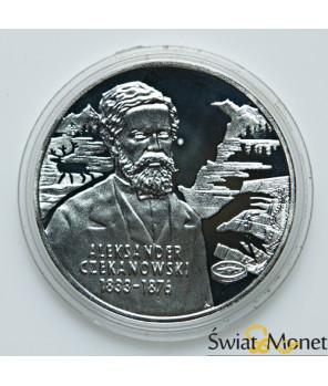 10 zl Aleksander Czekanowski 2004