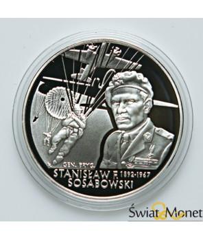 10 zł Stanisław Sosabowski 2004
